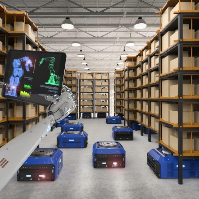 stockage automatisé